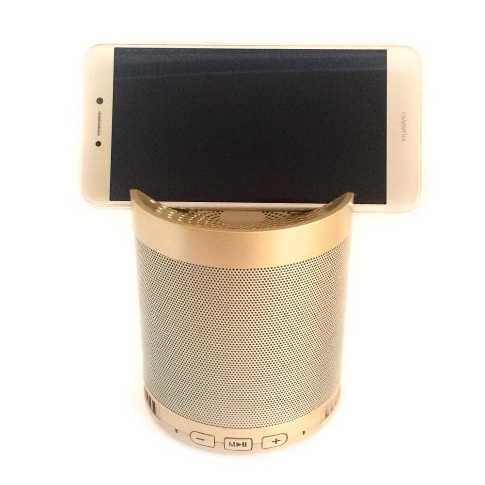 Multifunction Wireless Speaker With Bluetooth Gold E Liquids Mit Nikotin