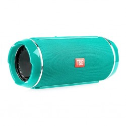 Portable multifunction bluetooth speaker, turquoise